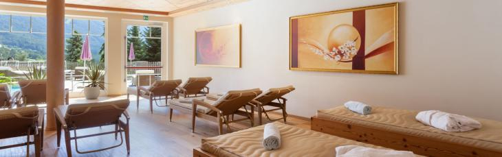 top wellness in Val Pusteria a Perca